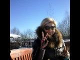 Мы с Лизок в альпах)