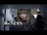 Behind-the-scenes look at Taylor Swift's commercial for AT&ampT