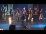 Karmir arevi nman es. National dance Academy - Hovik Studio.