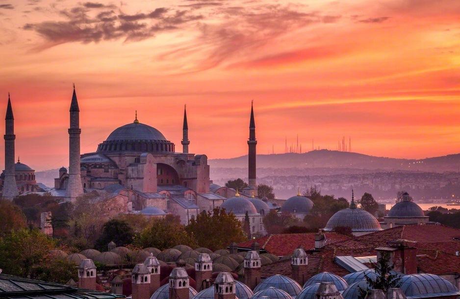 6KvxoHHoisk Стамбул достопримечательности столицы Турции.