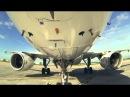 Любовь....Небо, самолёт, музыка