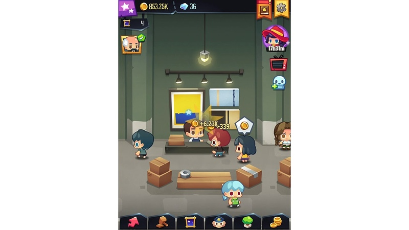 Art Inc. - Collection Clicker IOS-Android-Review-Gameplay-Walkthrough-Part 2