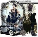 Однако несмотря на это, даже платья в стиле Чикаго 30-х годов отличаются некоторой аскетичностью и лаконичностью...