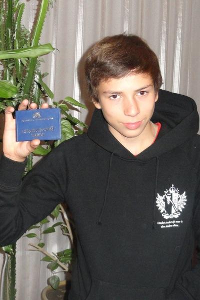 Игорь Жаркой, 6 мая 1997, Краснодар, id103679112