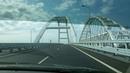 Крымский мост Пустой Где машины Как реагируют на киевские номера ГАИ