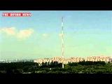 Славянск 1 июля / Как падала телевизионная вышка на горе Карачун - Уникальные ка