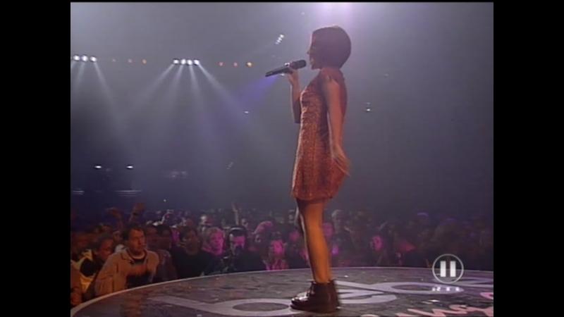 Alizee - Moi... Lolita, (The Dome - 20-09-2001)
