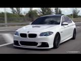 Супер ролик рекламы дисков с участием BMW M5 F10720