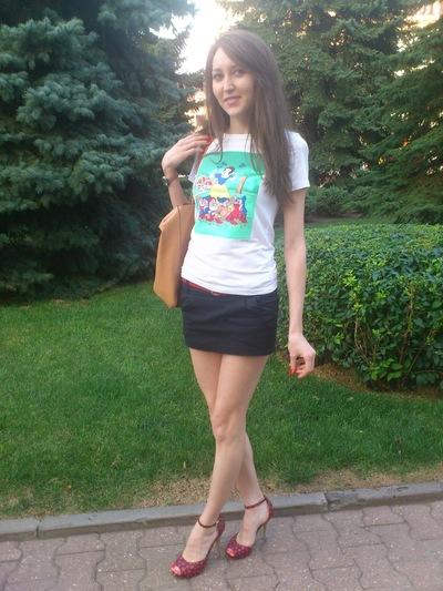 Танюшка Ибрамхалилова, 22 августа 1990, Ставрополь, id110377356