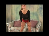 Christina Model Bouncing Boobs