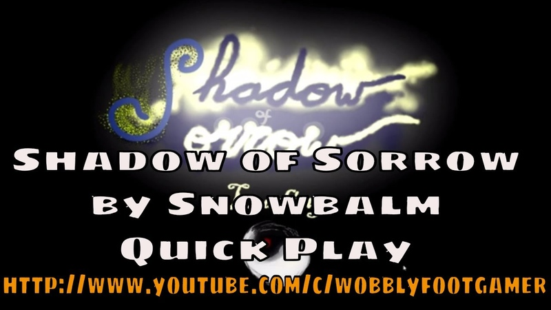 Shadow of Sorrow - at itch.io - by snowbalm