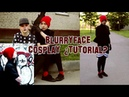 Blurryface cosplay tutorial Stressed Out cosplay