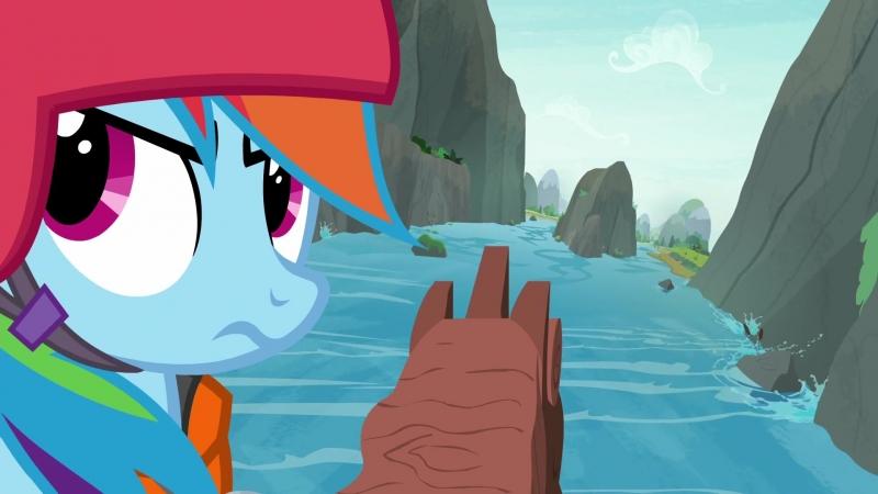 My Little Pony: FiM   Сезон 8, серия 9 — Non-Compete Clause [HD] [русские субтитры]