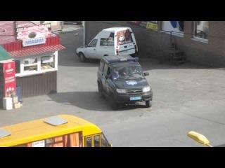 Мусора мужского рода засылают в магазин девушку!Днепропетровск