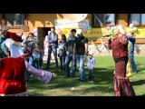 2015г Детский Сабантуй танец-песня пролог танцуют Дети поёт Тихомирова.Р.