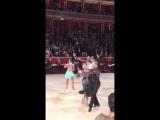 Выступление в легендарном Royal Albert Hall,Лондон,Англия.Основатели-руководители студии -Константин Чигирев и Михальская Дарья.