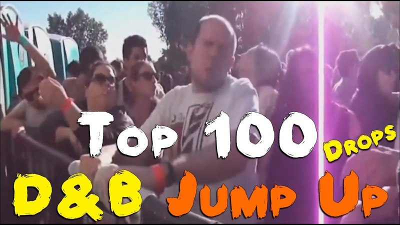 TOP 100 CRAZY LEGENDARY and INSANE DrumBass Jump Up Drops!
