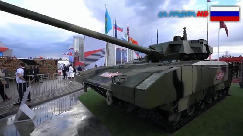 T-14 Armata (Object 148) - Next Generation Russian Main Battle Tank