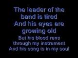 Dan Fogelberg- Leader of the band lyrics