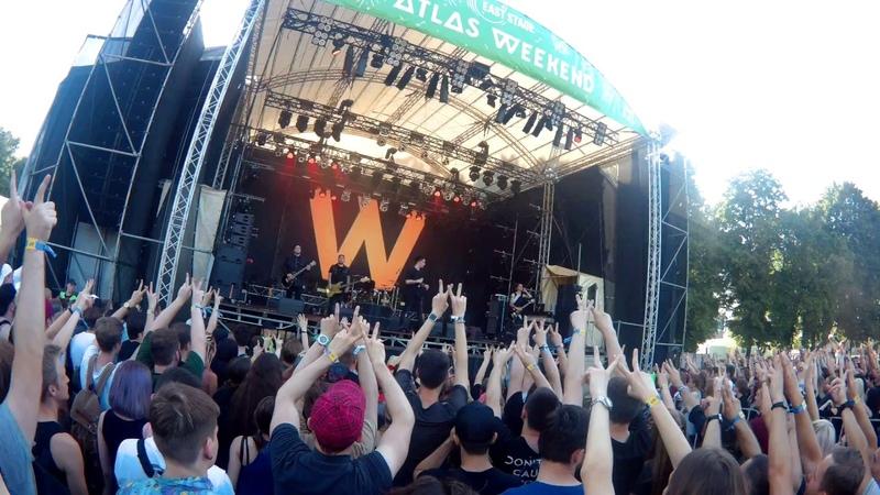 Wildways - Don't Go (Live@Atlas Weekend 2018/07/08)