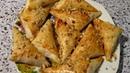 Яблочные треугольники с изюмом и пряностями. Как просто испечь слойки с яблоками из теста фило