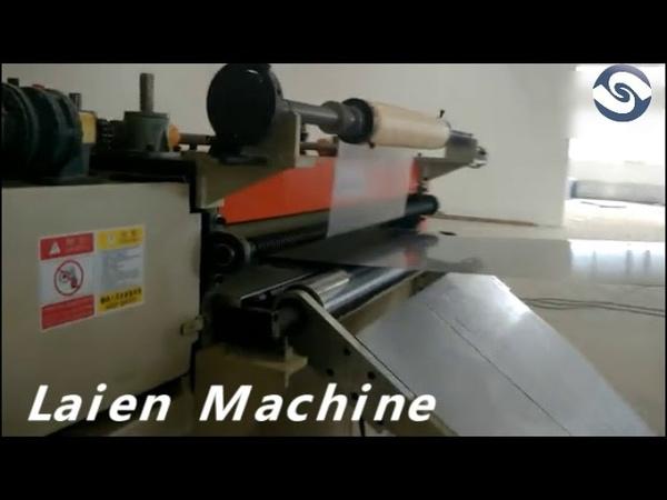 Sheet metal cut to customized length