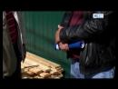 15.08.2018 Жители д.Старое Калище перекрыли дорогу тяжелой технике