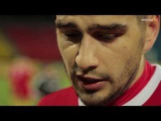 Интервью с игроками Арсенала, после матча 23-го тура ФНЛ