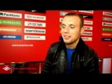 Денис Глушаков об отпуске, первой тренировке и своей футбольной реликвии