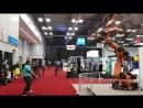 KUKA Robotics Dance