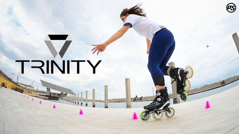 Tau 110mm Freestyle Slalom - Powerslide Inline skates