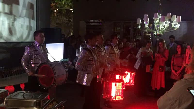 Шоу барабанщиков 🔥🔥❤️💥🥁🙌