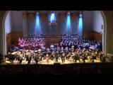 Орф Carmina burana («Бойренские песни») 3– сценическая кантата нДирижер – Геннадий Дмитряк