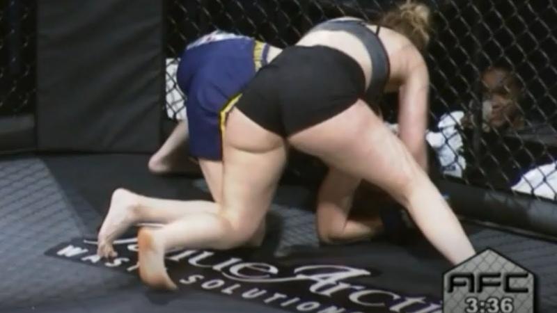 UFC Wendy Rodriguez vs. Codie Wareham