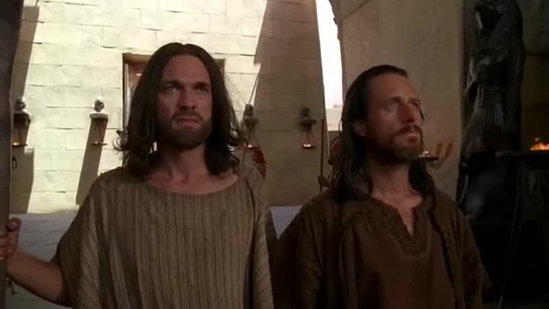 Разговор Пророка Моисея и Фараона HD