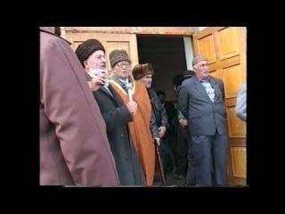 Умар-хаджи Байрамуков, учкекенский джамаат и паломники 1997 года из КЧР - Шукур Аллахха (зикир)