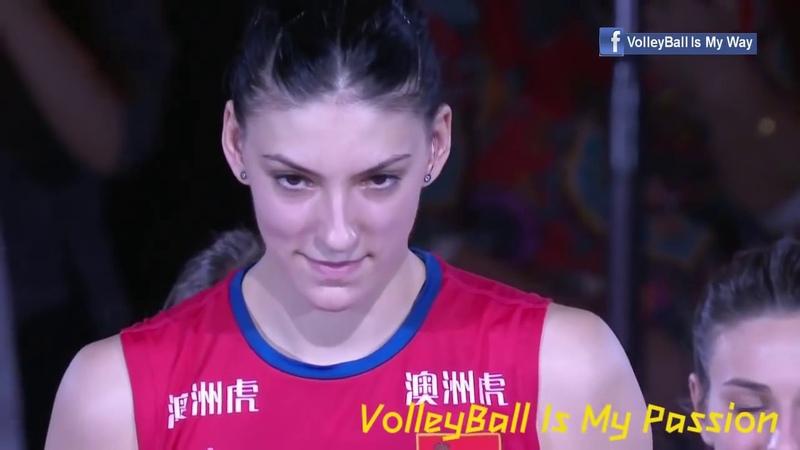 [Awards Ceremony] 2018 FIVB Volleyball Women's World Championship 20-10-2018