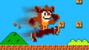 Super Mario vs Crash Bandicoot