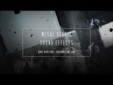 Metal Debris Sound Effects - WAV Sample Library for Download