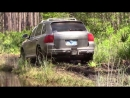 Spectro Racing Porsche Cayenne Turbo OFF-ROADING! Mud, Dirt Water Fording!!