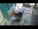 Подключение болгарки к 12 вольтовому аккумулятора