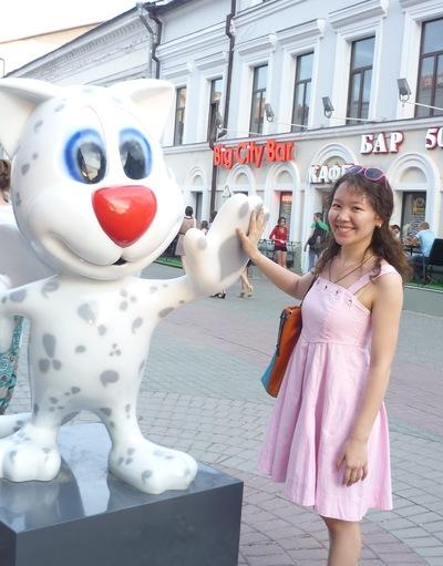 Карина Китарова, 9 июля 1994, Санкт-Петербург, id32229179