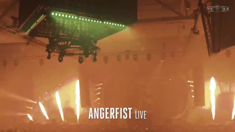 Angerfist Live at Masters of Hardcore 2019