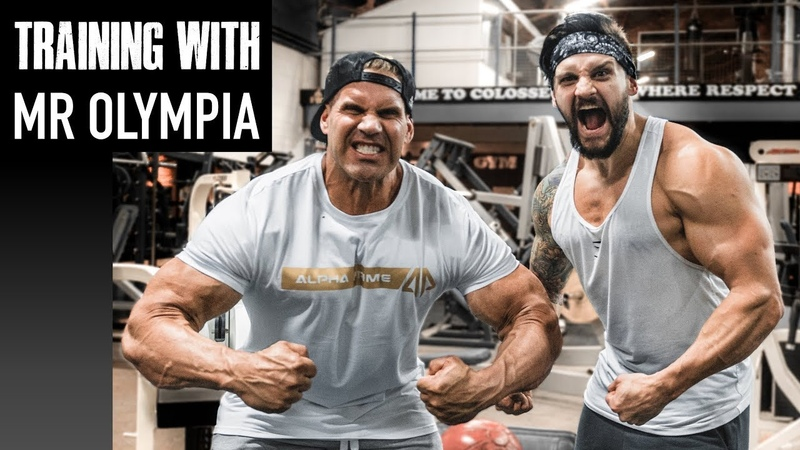 GROW YOUR SHOULDERS | Training With 'Mr O' Jay Cutler Motivational Interview