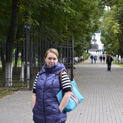 Анютка Гудок, 2 октября 1984, Москва, id7664779