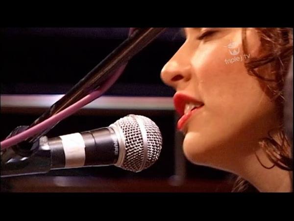 Regina Spektor covers John Lennons Real Love on triple js Like A Version in 2007