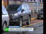 Петербург не решает проблему парковок в центре города