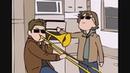 Сверхъестественное - мультик / Supernatural - Animated movie