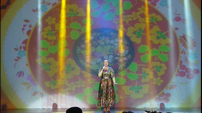 Марина Девятова - Разговоры (фрагм.) (Концерт 20 лет с вами, 16.03.2019, Кострома)