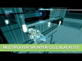 Splinter Cell Blacklist Multiplayer Gameplay - Spies vs. Mercs Gameplay Preview